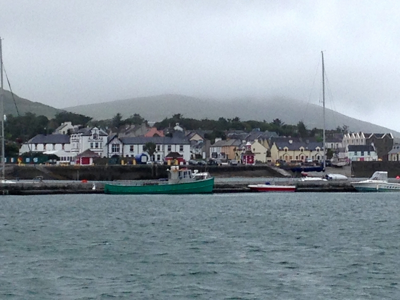Valentia Island View from the Ferry