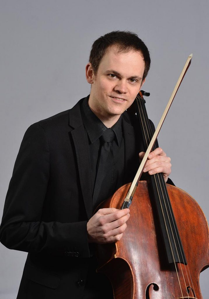 David Edmonds at teh Valentia Chamber Music festival