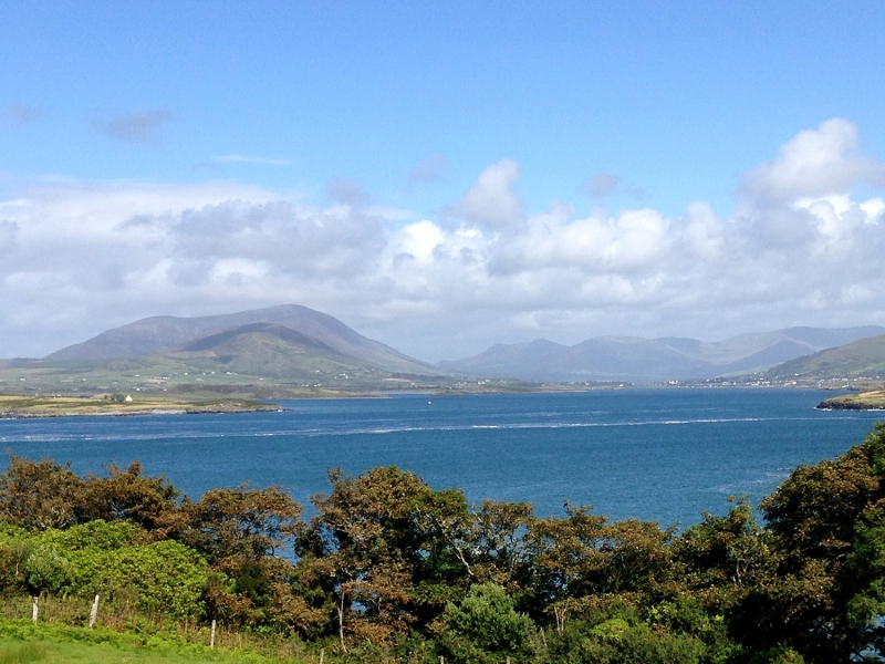 View of Valentia Island