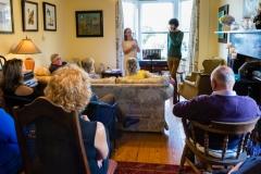 Mary Dullea interviews Sebastian Adams, Atlantic Villa