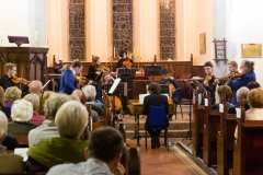 Fishamble Sinfonia, Church of St. John the Baptist