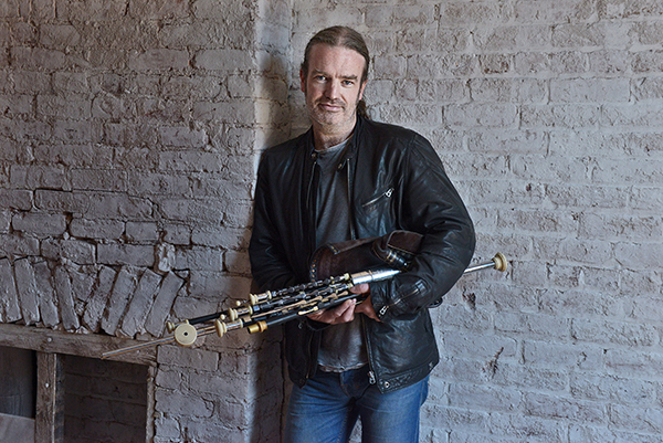 Cillian Vallely Uilleann Pipes