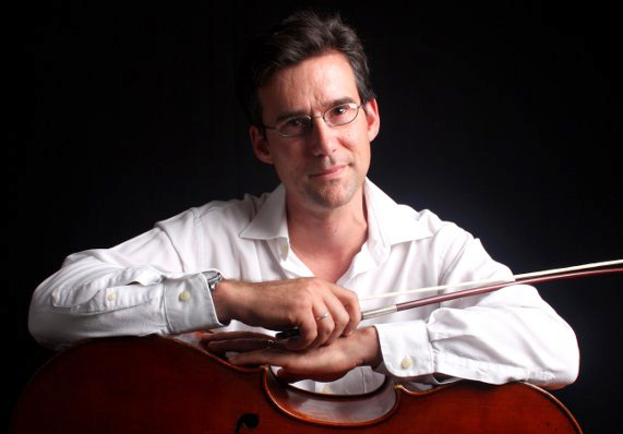 Peter Martens Cello Chamber Music on Valentia