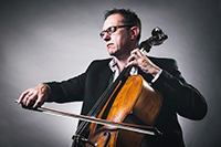 Tim Gill Cello Playing at Valentia Chamber Music Festival 2019